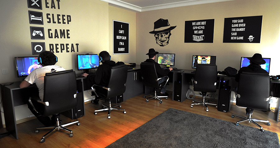 espor gaming house