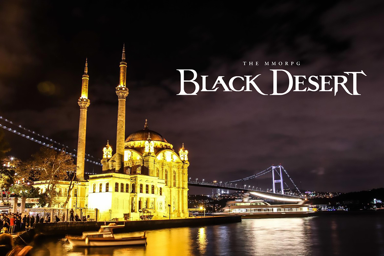 black desert istanbul