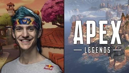 Apex Legends'den Ninja'ya 1 Milyon Dolar Ödendi Söylentileri