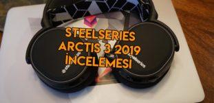 Steelseries Arctis 3 2019 Edition İncelemesi