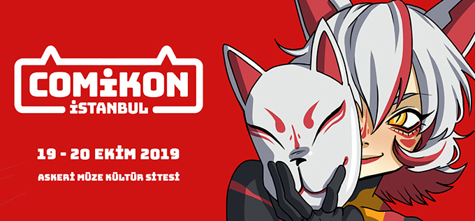 COMiKON 2019 Tüm Hızıyla Geliyor
