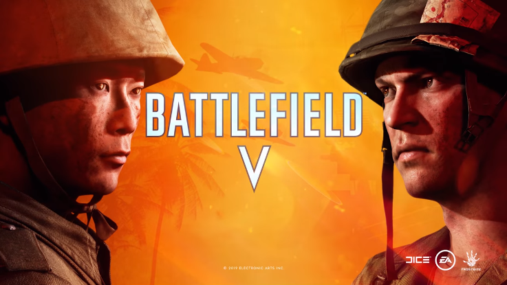 bf 5 war in the pacific