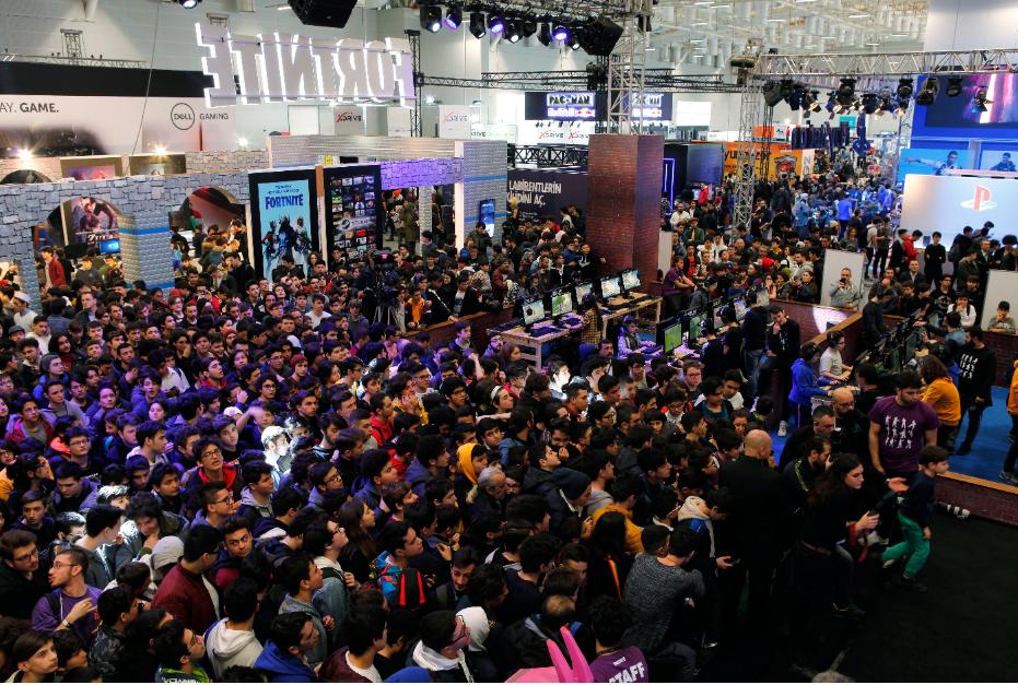 gaming istanbul