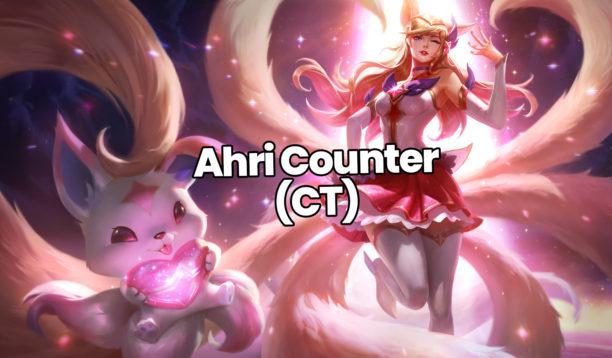 Ahri Counter (CT)