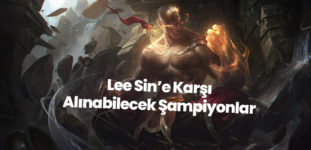 Lee Sin Counter (CT)