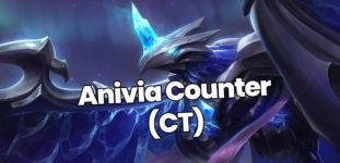 Anivia Counter (CT)