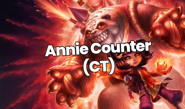 Annie Counter (CT)