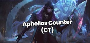 Aphelios Counter (CT)