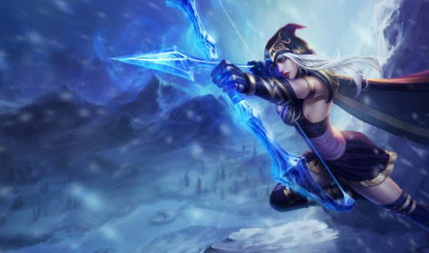 Ashe Counter (CT)