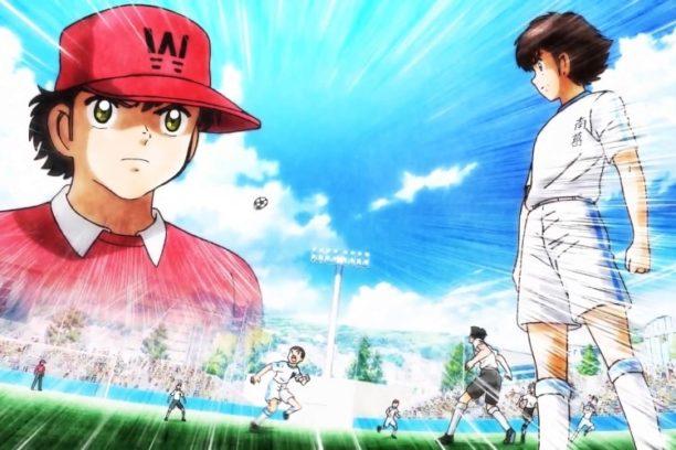 Captain Tsubasa Oyunu Geliyor!
