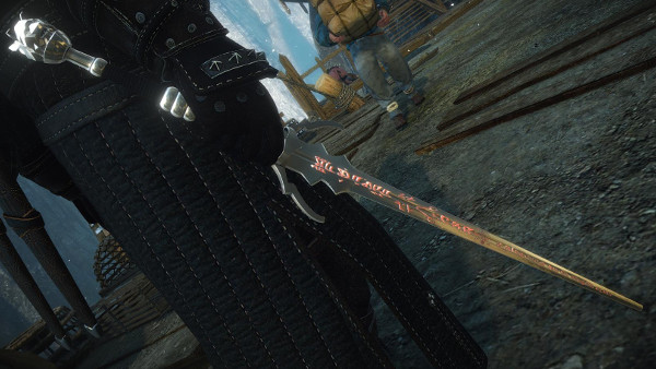 the witcher kılıç hileleri