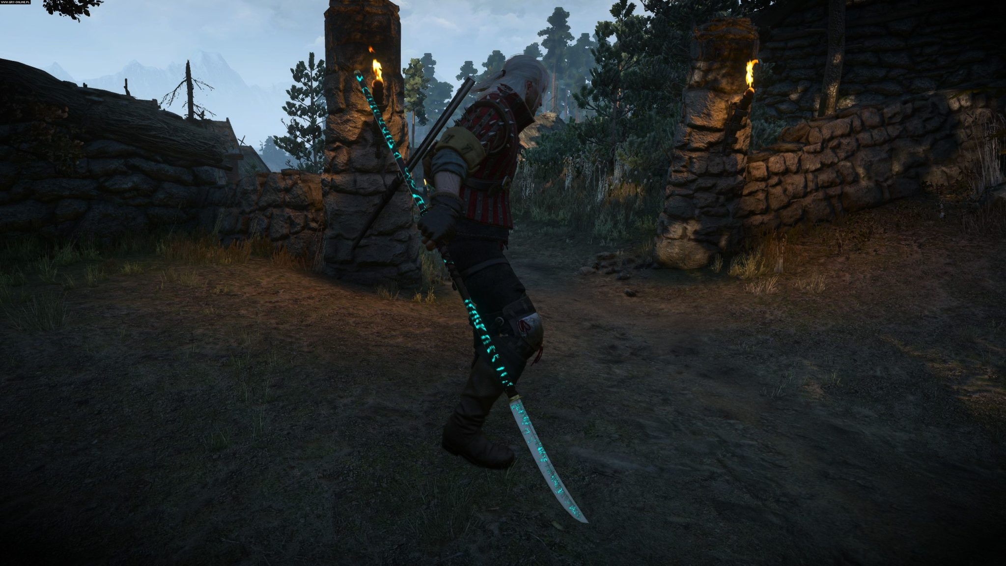 the witcher silah hileleri