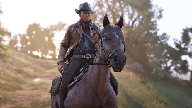 rdr 2 horse