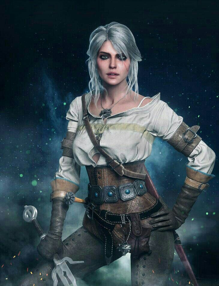 ciri-the-witcher-3