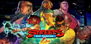 Streets of Rage 4 Duyuruldu!