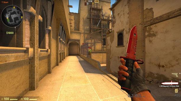 CS:GO Bıçak Kodları