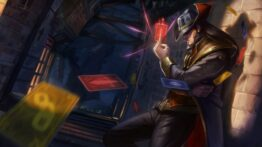 Twisted Fate Counter (CT)