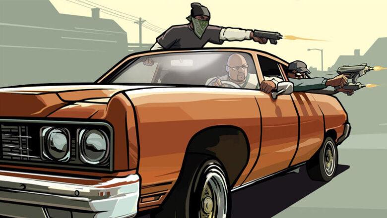 GTA San Andreas Arabalarını Ne Kadar İyi Biliyorsun?