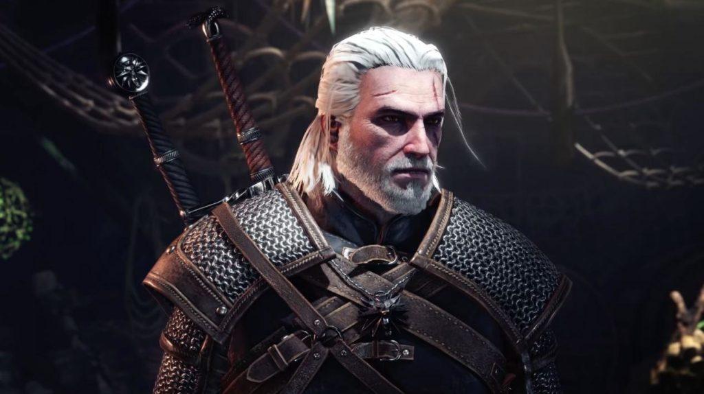 Geralt-Witcher-