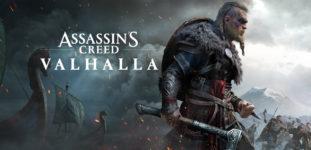 Assassin's Creed: Valhalla Sistem Gereksinimleri   Kaç GB ?