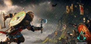Assassin's Creed Valhalla Oyununda Viking Rap Savaşları