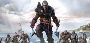 Assassin's Creed Valhalla İlk Yerleşim Yeri Görüntüsü Geldi