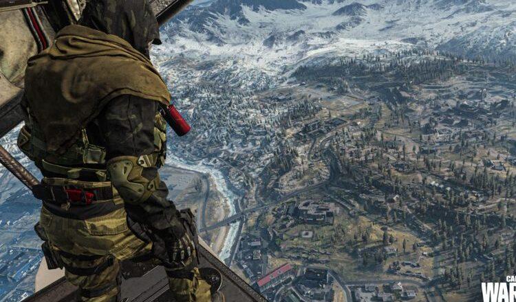 Call of Duty: Warzone'a Beklenen Duos Modu Sonunda Geldi