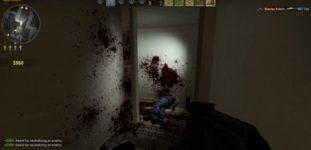 CS:GO Kan Silme Kodu Shift Tuşu