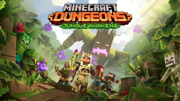 Minecraft Dungeons Oyununun İlk Büyük DLC'si Temmuzda