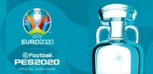 PES 2020 Ücretsiz Euro 2020 DLC'si Haziran Ayında Geliyor