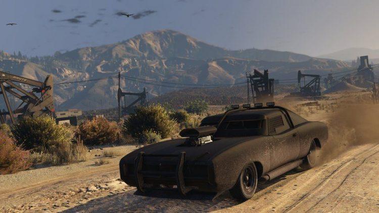 siyah araba