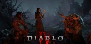 Diablo 4, 20 Dakikalık Oynanış Videosu Yayınlandı
