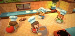 28 TL Değerindeki Oyun Ücretsiz Oldu! Overcooked