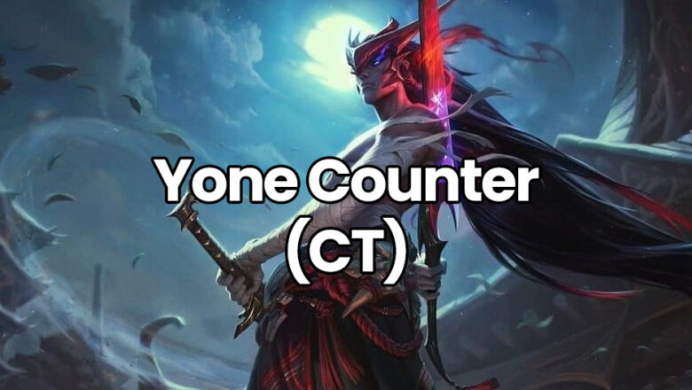 Yone Counter (CT)