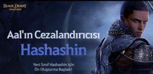 Hashashin Sınıfı 2 Eylül'de Black Desert Türkiye&MENA'ya Geliyor!