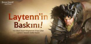 Black Desert Türkiye&MENA'da Maceracılara Özel Çeşitli Oyun İçi Etkinlikler