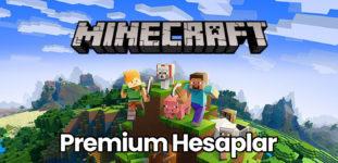 Minecraft Premium Hesaplar 2020