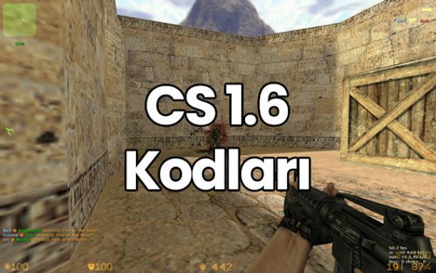 CS 1.6 Kodları