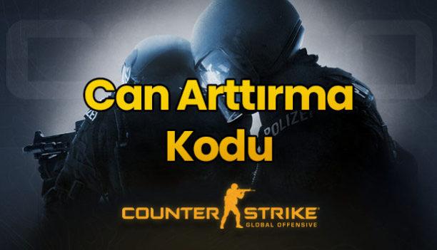 CSGO Can Kodu   Can Arttırma Kodu