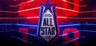 LOL All-Star Oylama