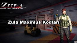 Zula Maximus Kodu