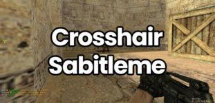 CS 1.6 Crosshair Sabitleme Kodu