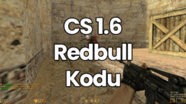 CS 1.6 Redbull Kodu