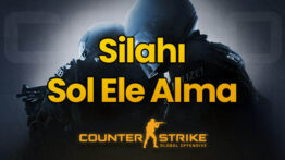 CS GO Silahı Sol Ele Alma Kodu