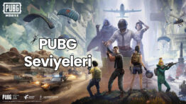 PUBG Seviyeleri   PUBG Kademeleri