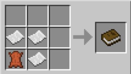 Minecraft Kitap Yapımı