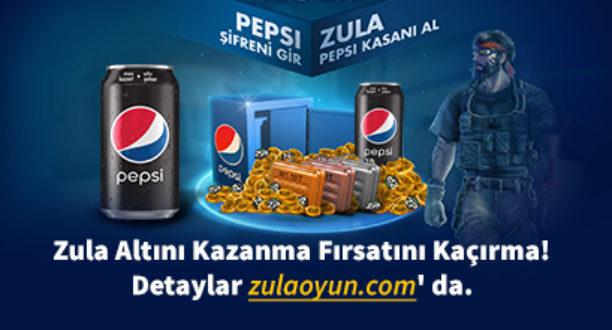 Zula Pepsi Kodları